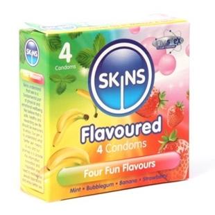Skins Flavoured Condoms