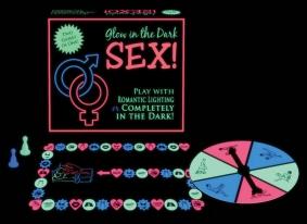 Glow in the Dark SEX!