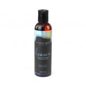 Intimate Earth Heaven Hazelnut Biscotti Massage Oil 120ml
