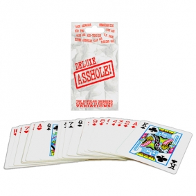 Giant Deluxe Asshole Card Game