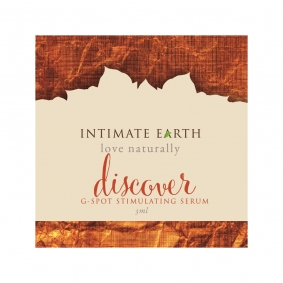 Intimate Earth Discover Gspot 3ml Foil