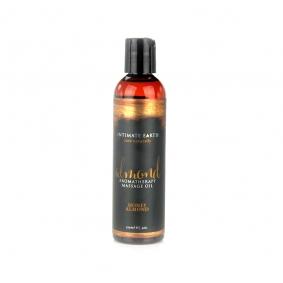 Intimate Earth Almond Aromatherapy Massage Oil - Honey Almond 120ml