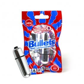 Screaming O Bullets - Silver