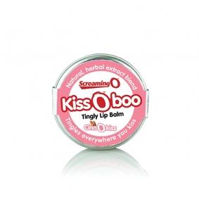 Screaming O KissOBoo - Cinnamon Tingly Lip Balm