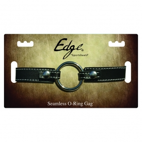 Edge Seamless O-ring Gag