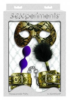 Sexperiments Masquerade Party