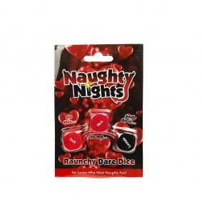 Naughty Nights - Raunchy Dare Dice