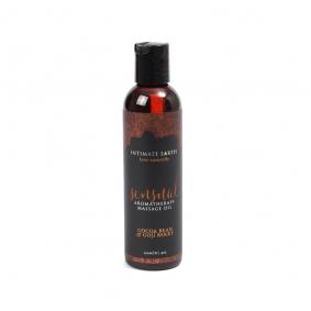 Intimate Earth Massage Oil Sensual - Cocoa Bean & Goji Berry 120ml