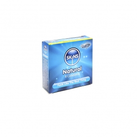 Skins Natural 4 Pack