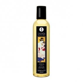 Shunga Massage Oil Romance (Monoi)