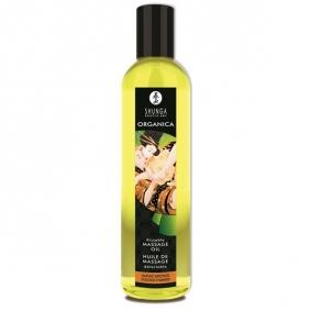 Shunga Massage Oil Organica (Almond Sweetness)